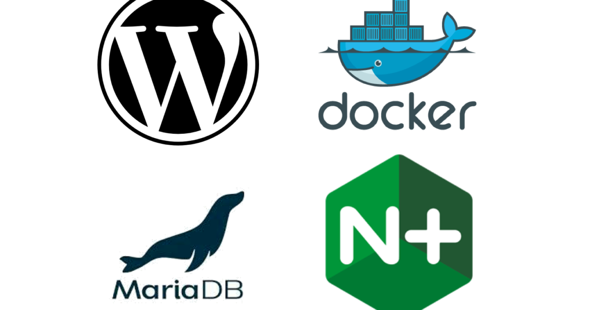 docker_wordpress_MariaDB_nginx
